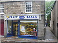 NJ9308 : Craft Baker, Old Aberdeen by Colin Smith