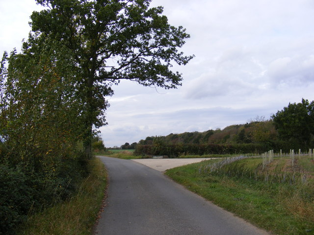 Dunwich Lane, Heveningham
