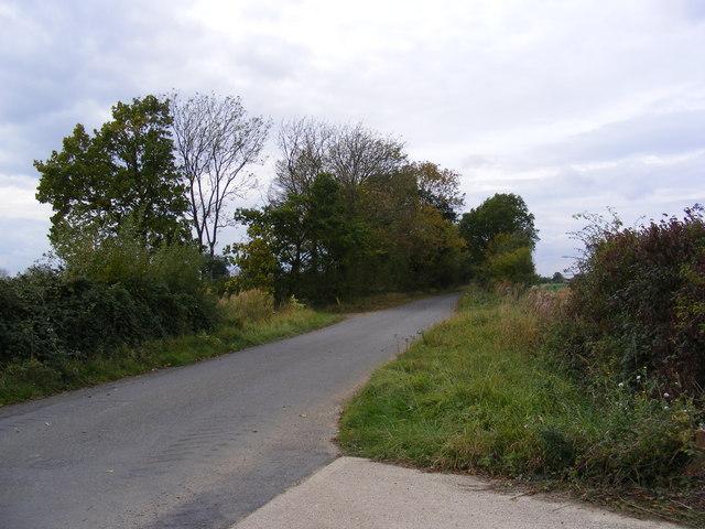 Dunwich Lane, Heveningham