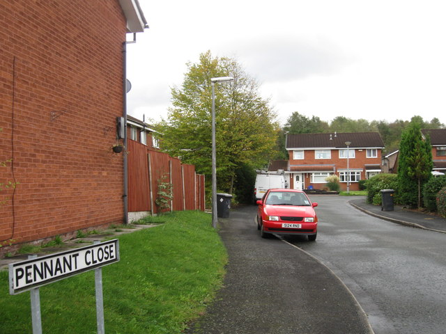 Pennant Close, Oakwood, Warrington