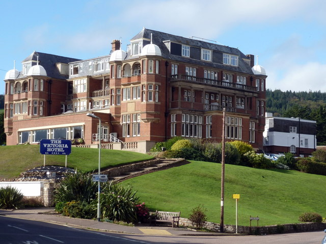 Victoria Hotel Sidmouth Superior Rooms S Econd Floor