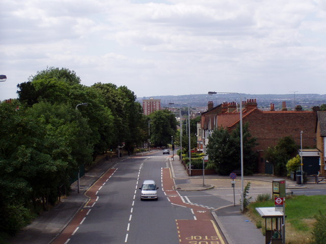 Forest Road (A503) Walthamstow [Looking West]