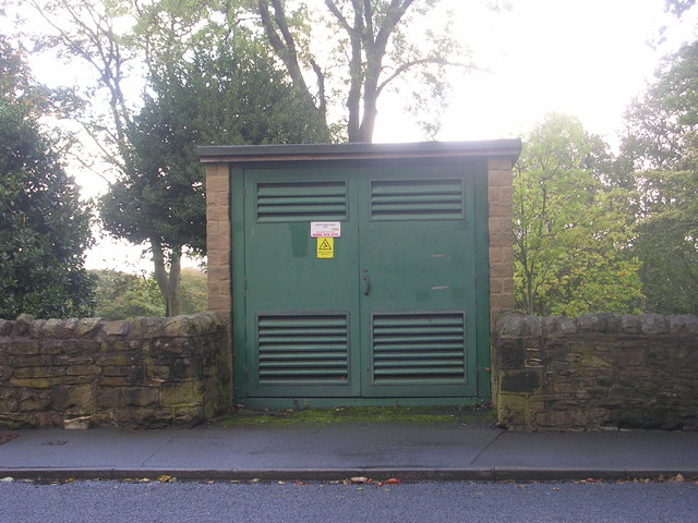 Electricity Substation No 694 - North Park Road