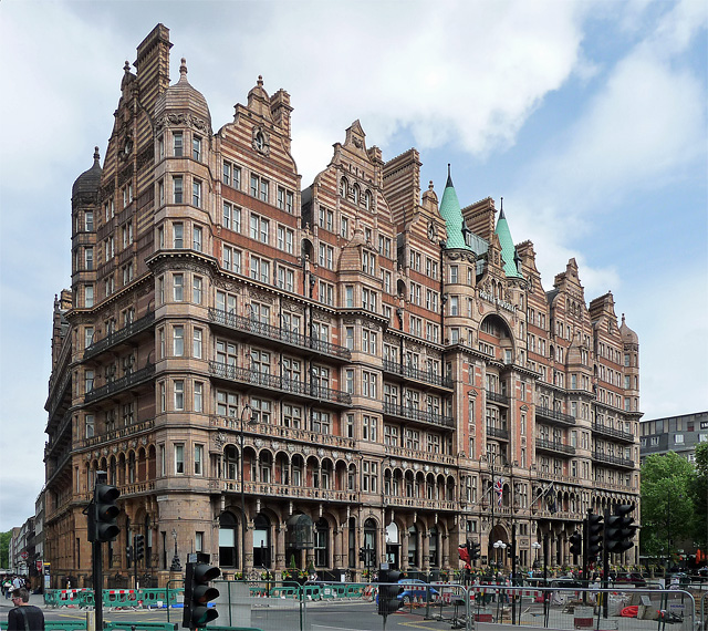 Russell hotel russell square stephen richards for Hotels ussel