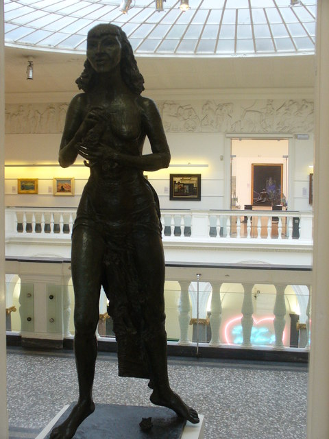 Bronze in the Gallery