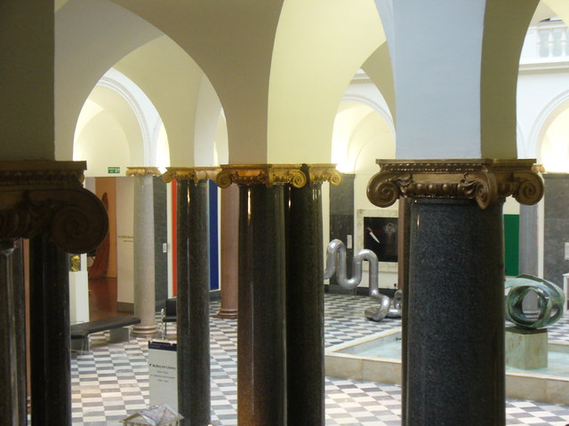 Granite - Pillars of Excellence