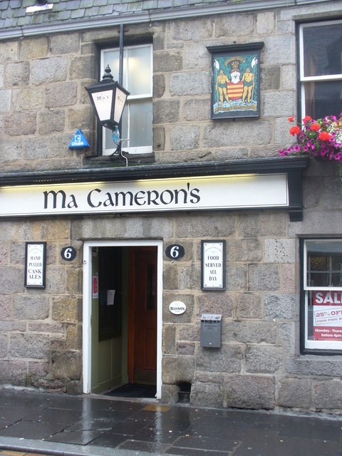 Ma Cameron's