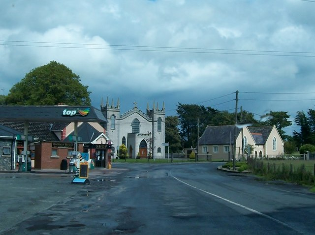 The hamlet of Baile an Locha