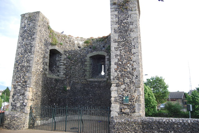 Tower, Town Walls, Canterbury