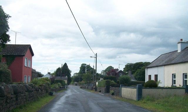 The hamlet of Drumone