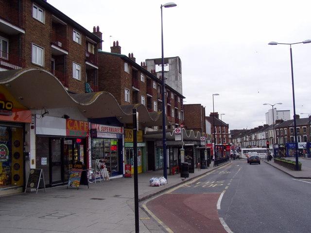 Hoe Street Walthamstow