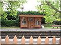 ST1334 : Waiting Room, Crowcombe Heathfield Station : Week 42