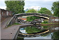 SP0788 : Roving Bridge, Birmingham and Fazeley Canal, Aston Junction by N Chadwick