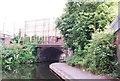SP0787 : New Town Row Bridge by N Chadwick