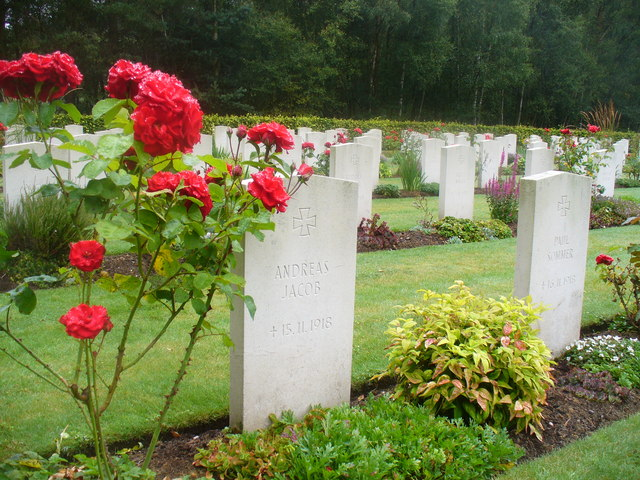 Commonwealth Cemetery, Cannock Chase
