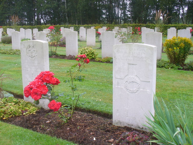 Commonwealth War Graves, Cannock Chase
