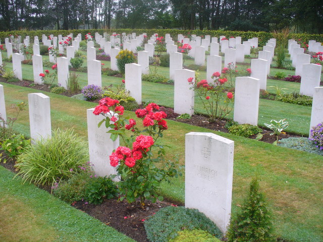 Cannock Chase, Commonwealth Cemetery