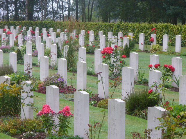 Cannock Chase, War Graves
