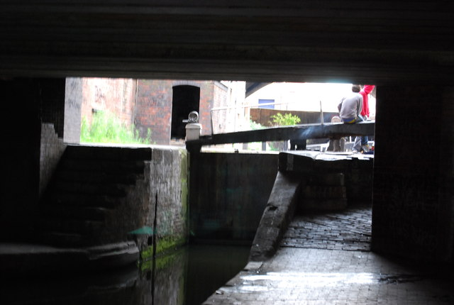 Farmer's Bridge Lock 13