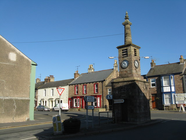 Brough Memorial Clock Tower