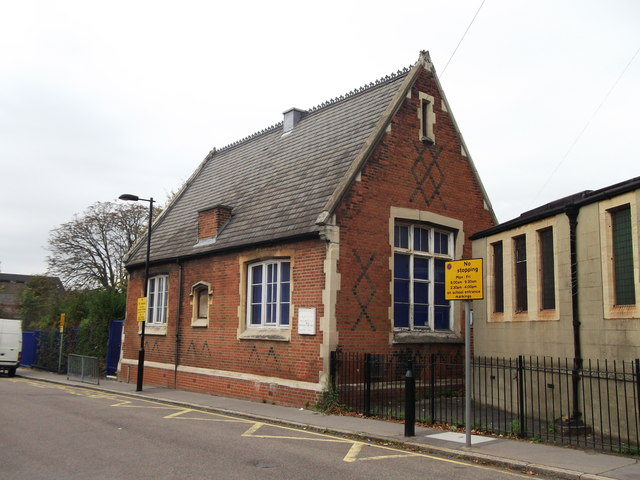 St Mark's Primary School House, South Norwood