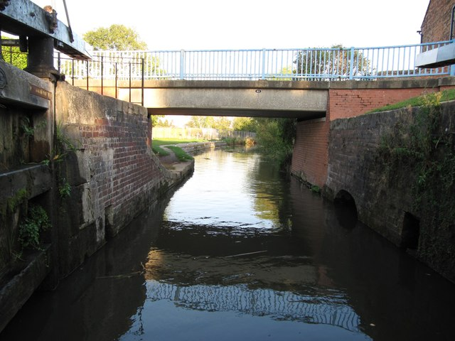 Bridge 83 from Lock 64, Chesterfield Canal