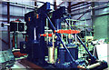 SE5207 : Markham Grange steam Museum - side lever engine by Chris Allen