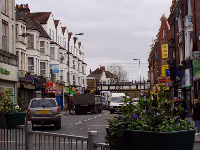 Saint James Street Walthamstow (A1006)
