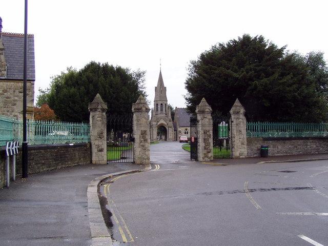 Wathamstow Cemetery Queens Road