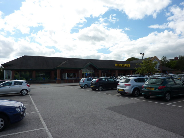 Morrison's Superstore, Ripon