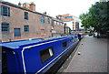 SP0586 : Narrowboat, Birmingham and Fazeley Canal by N Chadwick