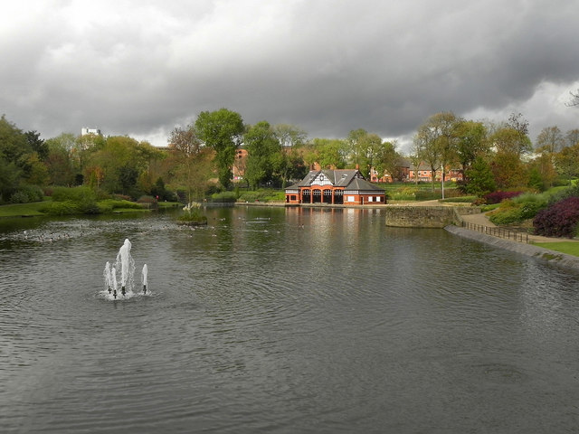 The Lake, Alexandra Park