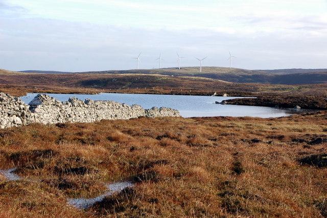 Maggie Black's Loch