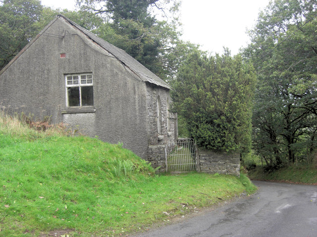 A Hall at Rhiwdywell