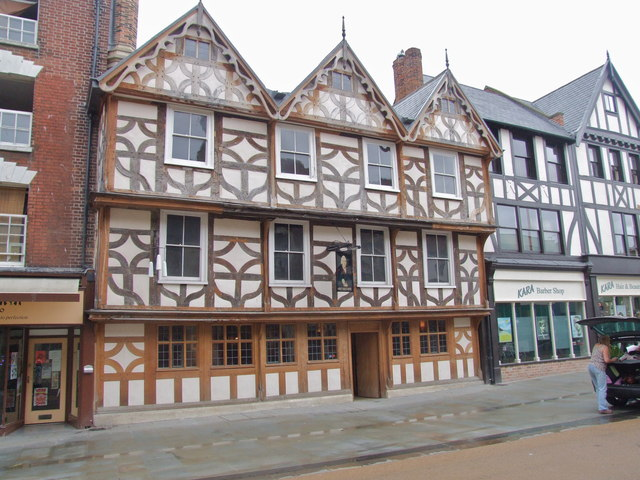 Robert Raikes's House, Gloucester