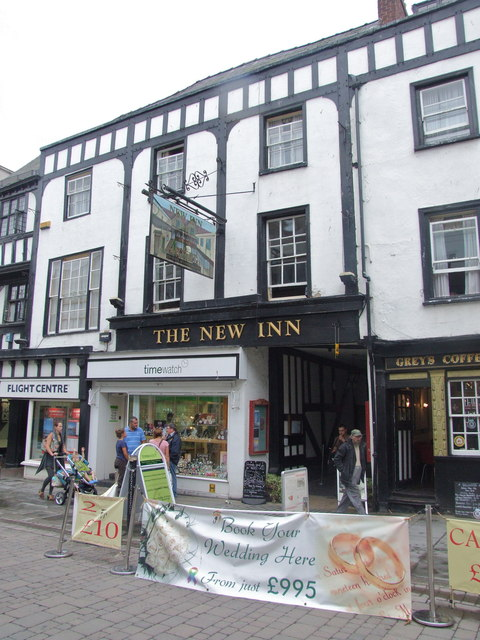 The New Inn, Gloucester
