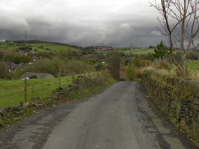 Thornley Lane