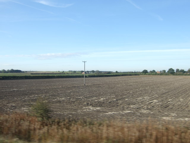 Farmland near Torworth