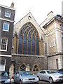 TQ3181 : St. Etheldreda's Church, Ely Place, EC1 by Mike Quinn