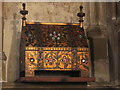 TQ3181 : St. Etheldreda's Church, Ely Place, EC1 - relic casket by Mike Quinn