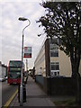 TQ3268 : Thornton Heath: Strand House, Zion Road by Christopher Hilton