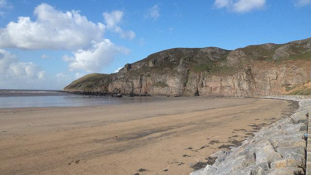 Brean Down and Cove
