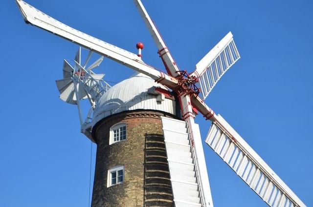 Maud Foster Windmill