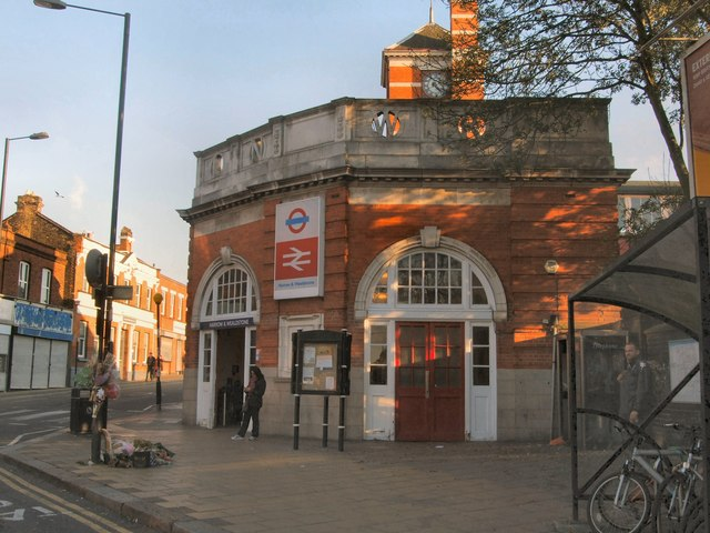 Harrow & Wealdstone Station Entrance
