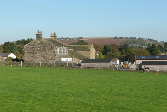 Lane End Farm, Gilstead