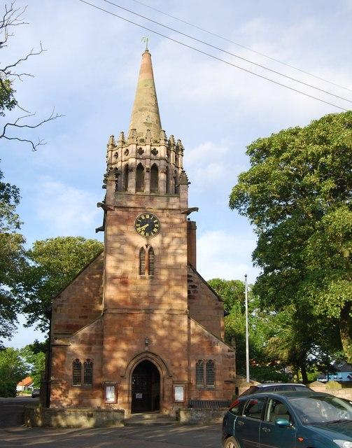 Church of St Ebba © N Chadwick cc-by-sa/2.0 :: Geograph ...