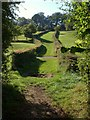 TQ3155 : Bridleway across Surrey National Golf Club by Derek Harper