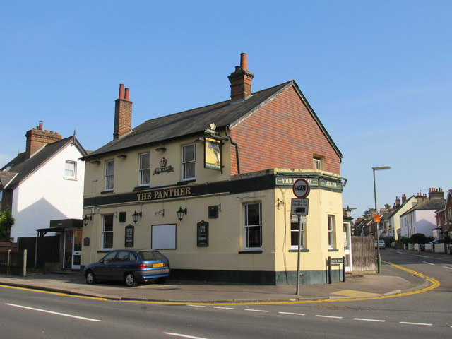 The Panther public house, Reigate