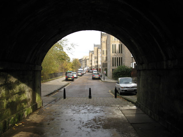 Saunders Street, Stockbridge