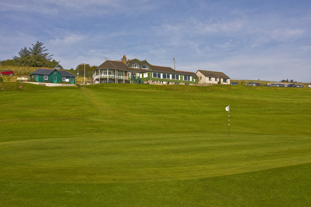 Stonehaven Golf Course Club House